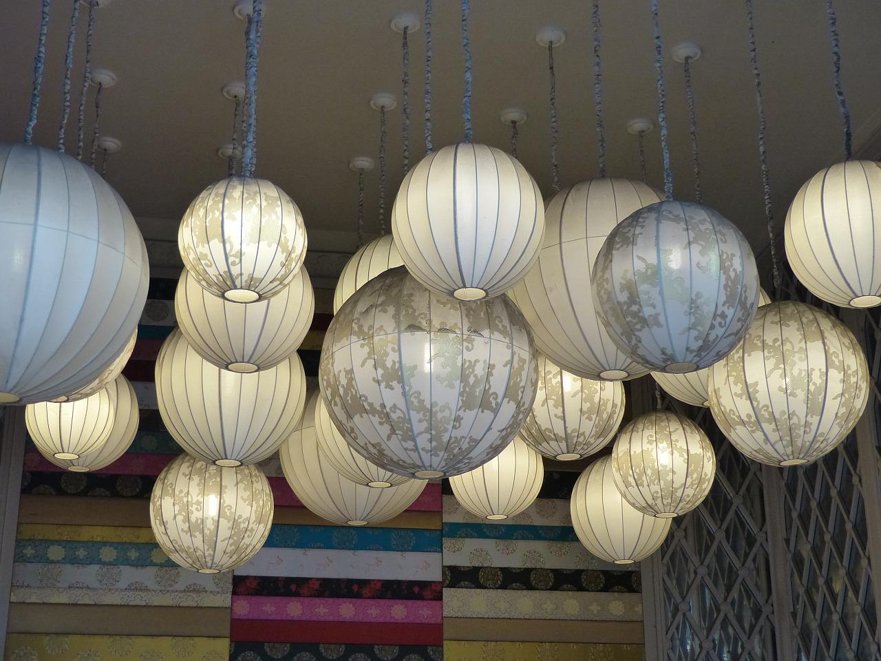 Installation de luminaires, les précautions à prendre
